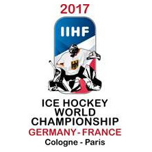 2017 IIHF WM - Game Ticket - Tickets