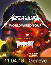 Metallica: WorldWired Tour