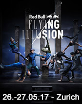 Red Bull Flying Ilussion